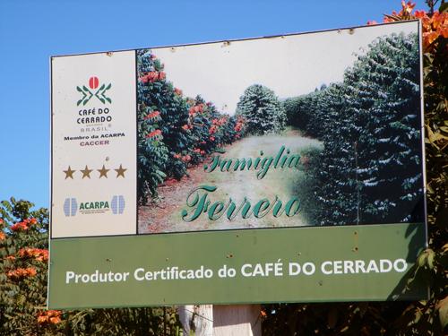 フェレーロ農園