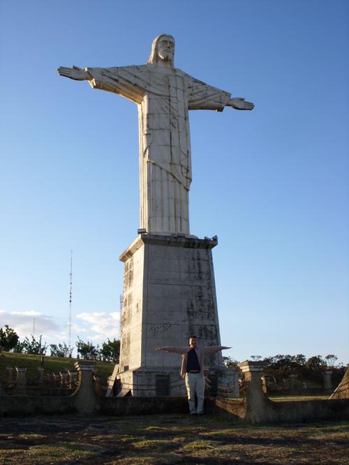 キリスト像