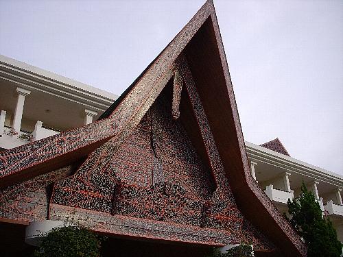 パラパットのホテル